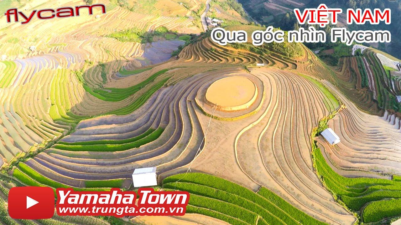 Việt Nam qua góc nhìn Flycam ♥ WELCOME TO VIETNAM