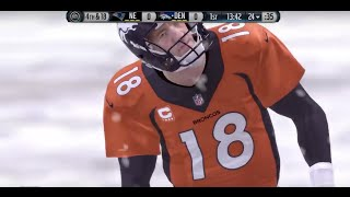 AFC Championship Game: Patriots vs. Broncos Madden 16 Simulation
