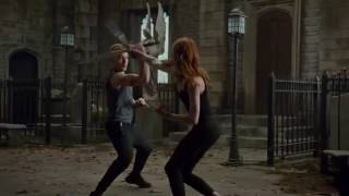 Shadowhunters 2×12 - Sneak Peek - Jace and Clary