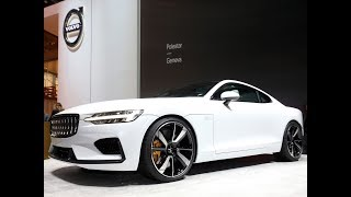 Polestar 1 Will Charge The Goodwood Hill Climb Next Month