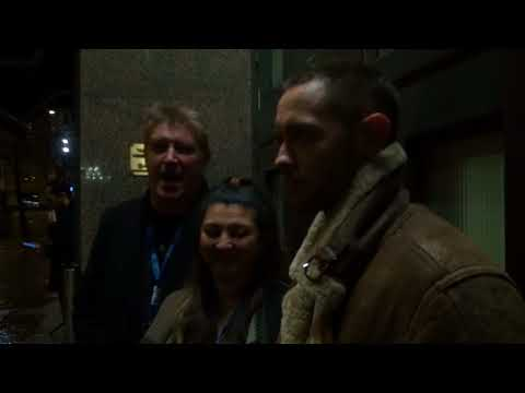 Simeon Halligan, Rachel RichardsonJones & Elliot James Langridge videotervehdys