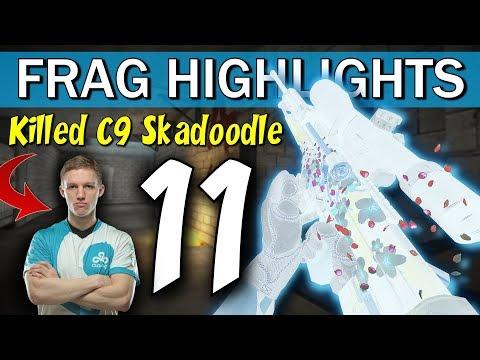 C9 Skadoodle on Black Squad!?   Frag Highlights #11 (Black Squad)