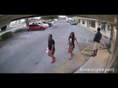 Lauderhill homicide caught on surveillance video