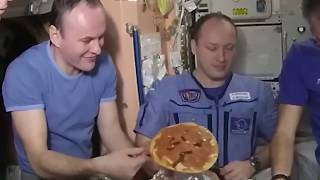 How To Make Pizza In Space