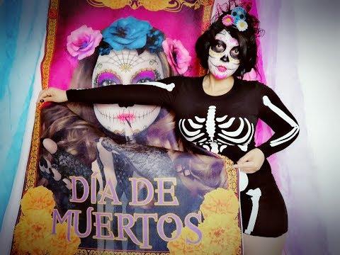 Feliz dia de Muertos | Viryd in the mirror