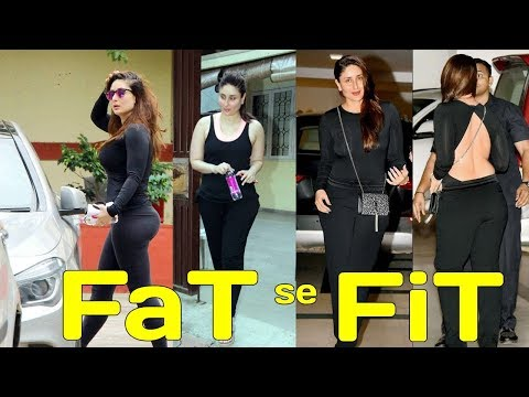 Kareena Kapoor's killer body secrets revealed