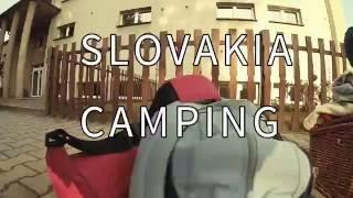 Slovakia Camping GoPro HD