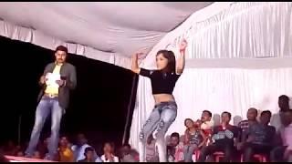 Pethal Purma sunle o choriya Stage Dance Ramanujnagar [cg]