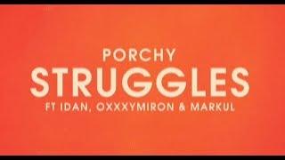 Реакция на PORCHY — STRUGGLES (FEAT. IDAN, OXXXYMIRON & MARKUL)
