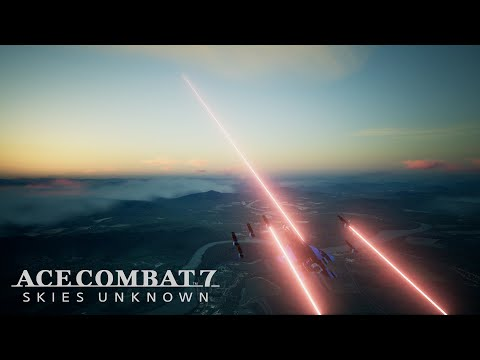 Ace Combat 7 - When you're tired of Mihaly's bullshit