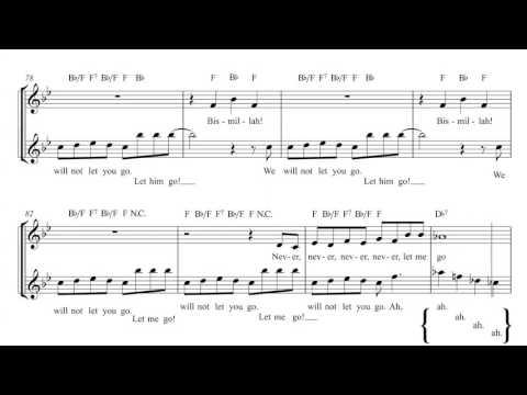 Horn - Bohemian Rhapsody - Queen Sheet Music, Chords, and Vocals