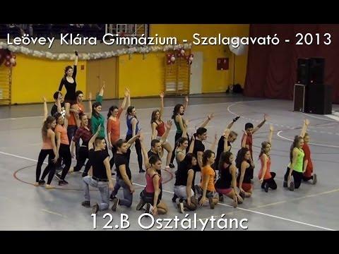 LKG Szalagavató  - 12B Osztálytánc