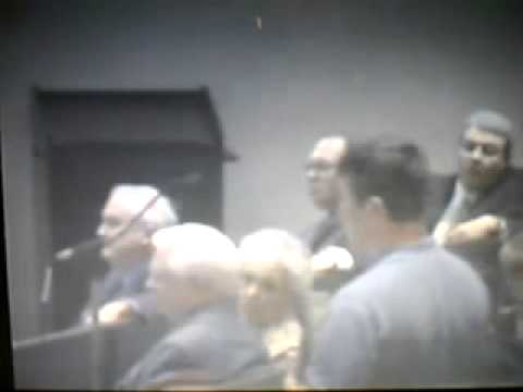 Women Teachers? Scott Ferguson (MSOP) Confrontation