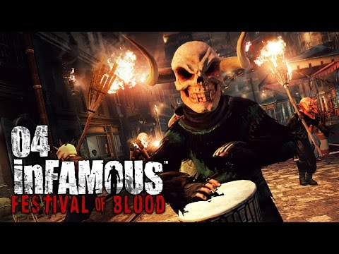 INFAMOUS 2: FESTIVAL OF BLOOD [HD+] [PS3] #004 - UGC: User Generated Content