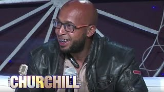 Moha Grafixs On Churchill Show