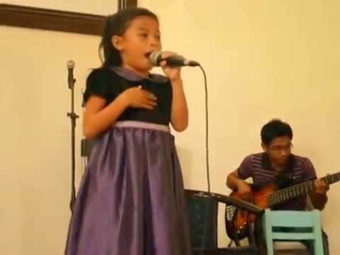Lyca Gairanod  - MMK The Voice Kids Philippines- HESUS (Aegis) w/
