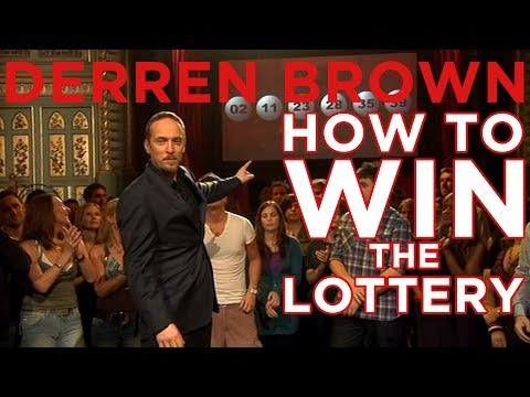 Derren Brown | The Events: How To Win The Lottery FULL EPISODE