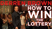 Derren Brown Predicts The Correct Lottery Numbers - How To
