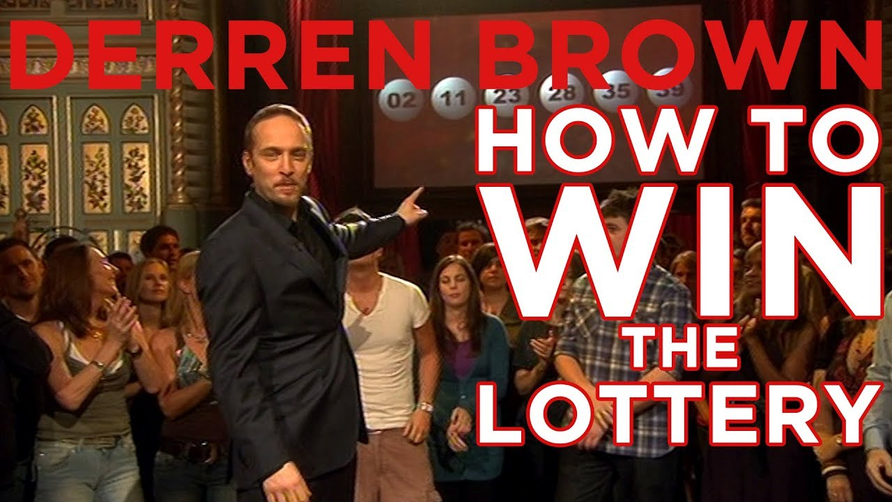 derren brown - how to win a staring competition