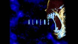 Aliens Soundtrack - Bishops Countdown (OST)