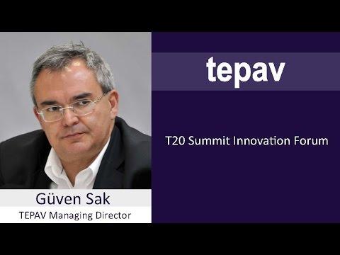 2016 T20 China Summit Innovation Forum - Güven Sak - TEPAV Managing Director