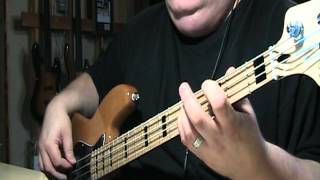 The Cult She Sells Sanctuary Bass Cover