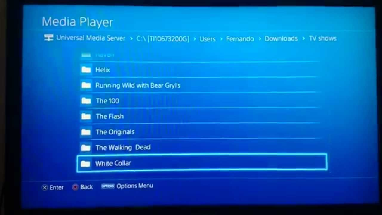 How to Stream Videos and Music from Pc to Ps4 through Wifi