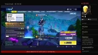 [en] [fortnite] [the end of my article 13 youtube channel] [300 subscriber] #TeamFushie #RPZ