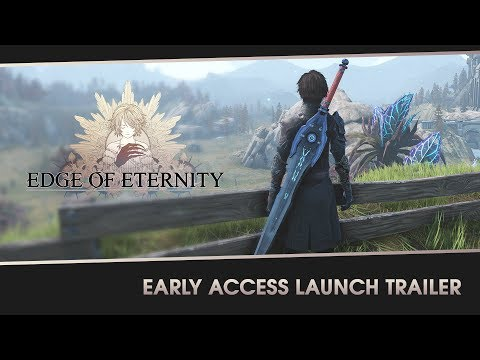 Edge of Eternity - Early Access Launch Trailer