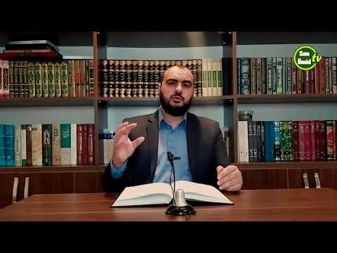 Quranda Əshablar 4.(Əshabul-uxdud) Hacı Xanmirzə