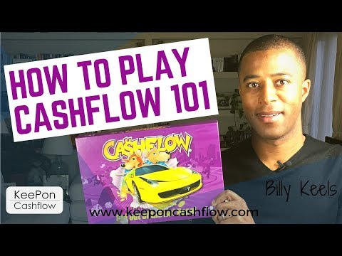 How to Play Cashflow 101 - Understanding Why You Play Cashflow 101