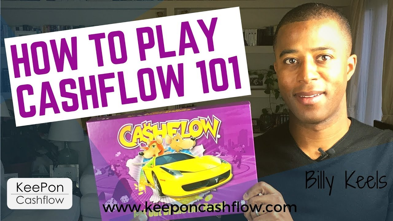 How to Play Cashflow 101 – Understanding Why You Play Cashflow 101