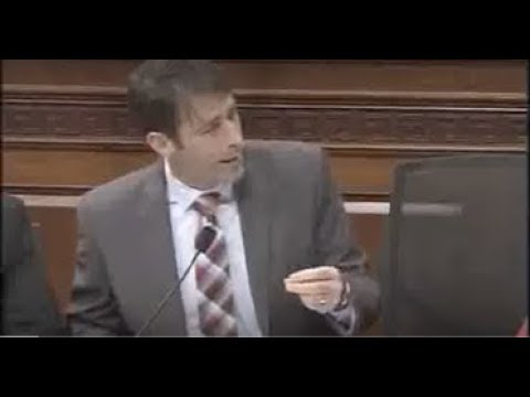 Are Cajuns an endangered species? Watch Rep. Garret Graves try to make the case