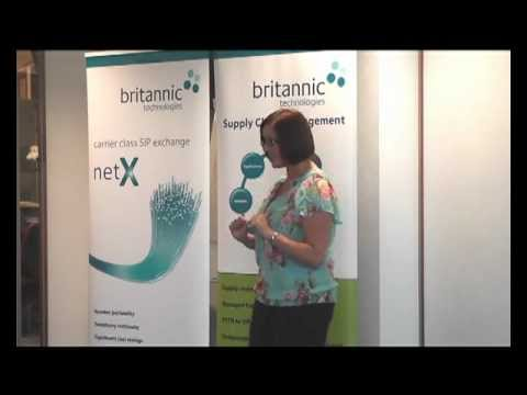 Mitel's Research into Flexible Working (Britannic Technologies)