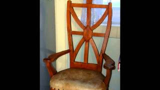 Chairs Through History