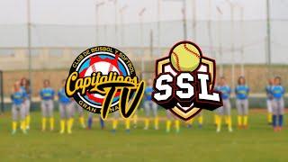 SSL - CBS Capitalinos de Gran Canaria vs CBS Antorcha Sófbol (2)