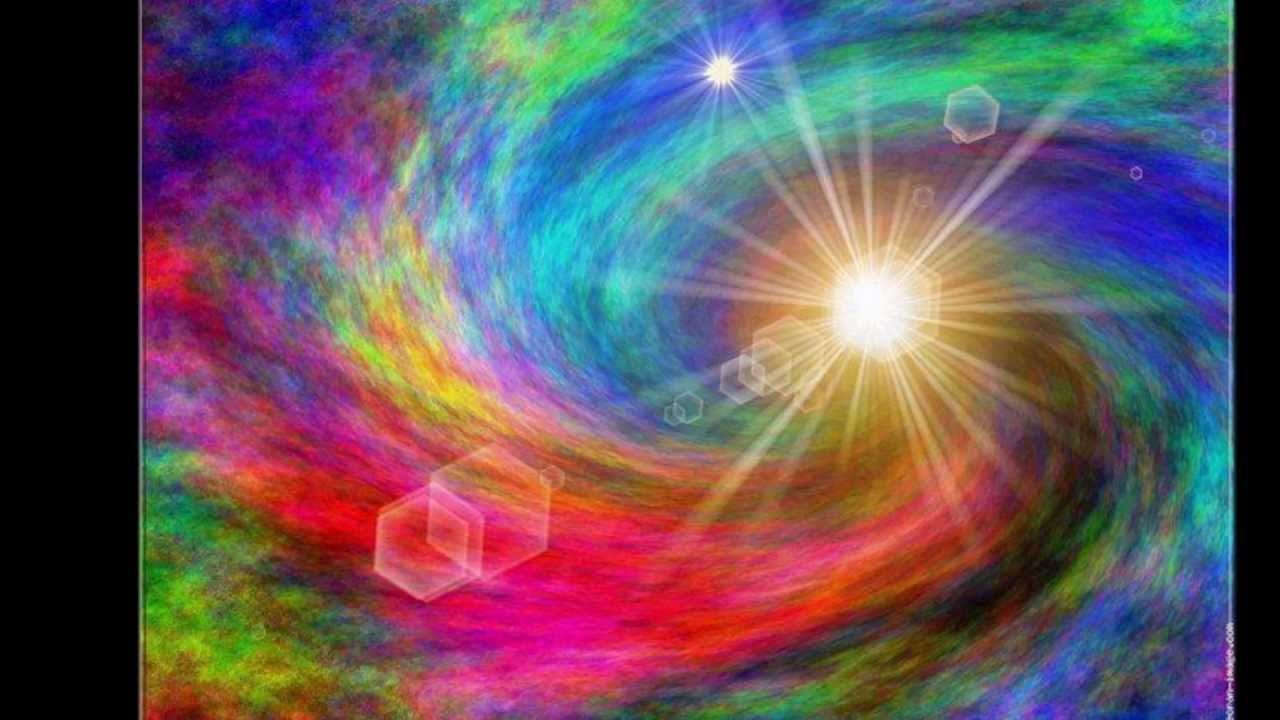 La vita un equilibrio di colori youtube - Immagine di terra a colori ...