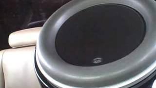 JL Audio 12 W7 - Bass I Love You