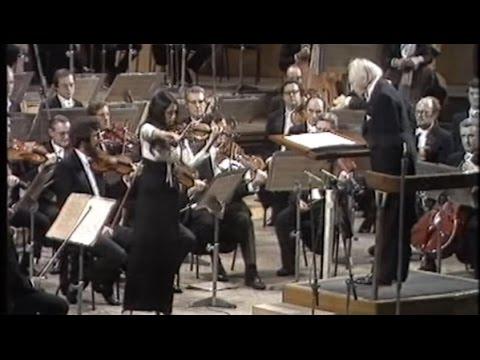 Glazunov: Violin Concerto - Silvia Marcovici, violin; Stokowski conducts the LSO