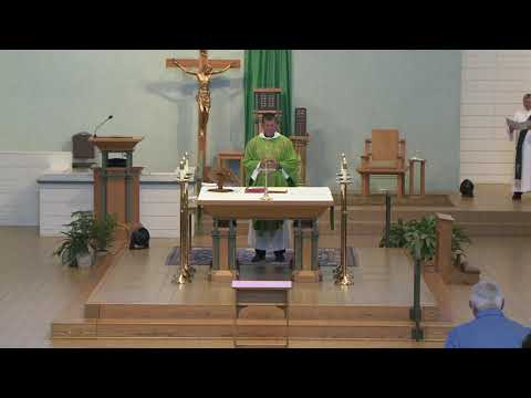Saint Albert The Great Catholic Church, 22nd Sunday In Ordinary Time