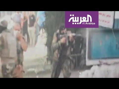 رويترز توثق لحظة استهداف القوات العراقية متظاهرين بالرصاص ال  - نشر قبل 24 ساعة