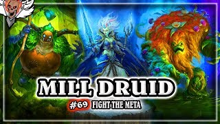 Ep69 Ixlid Mill Druid 🍀🎲 ~ Hearthstone Rastakhan's Rumble Fight The Meta
