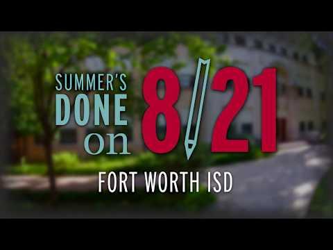 FWISD Back to School 2017