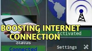 FAST INTERNET CONNECTION(With connection stabilizer) screenshot 2