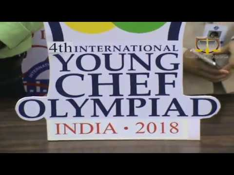 Young Chef Olympiad 2018