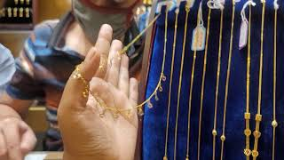 সোনার ২ আনা হতে চেইন কালেকশন //gold chain collection and price