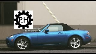 NC Mazda MX-5 Miata: Owner's Review at a Brisk Pace