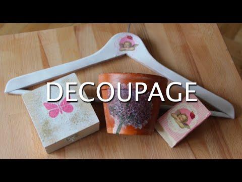 Jak zacząć z Decoupage - szybki kurs