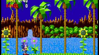 Sonic the Hedgehog - Green Hill Zone Music - User video