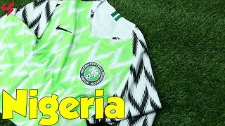 World Cup 2018 Nike Home Nigeria Jersey Unboxing + Review